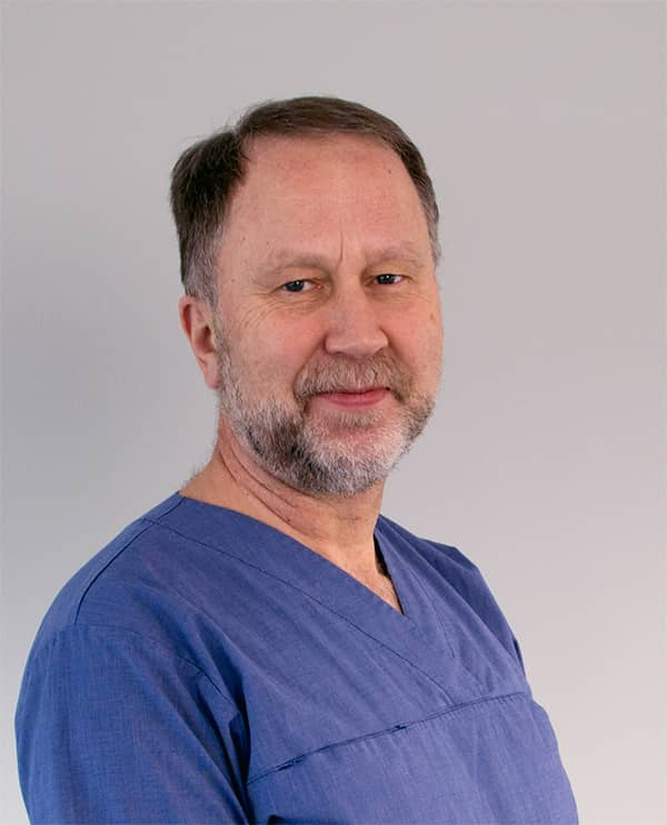 Tannlege Johan Nordblom