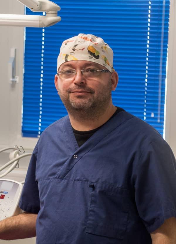 Tannlege David Funk
