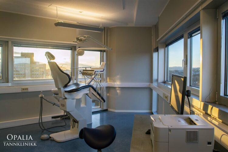 Kirurgi- og behandlingsrom