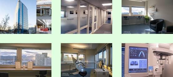 Se foto fra klinikken